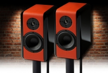 ETI Lenehan S2R Speakers
