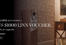 Invest in a Linn Turntable Now for a $1000 Bonus Voucher