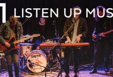 LISTEN UP MUSIC USES HEALING POWER OF MUSIC FOR MENTAL HEALTH