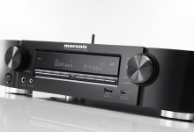 Marantz announce compact yet feature packed NR1607 AV Receiver