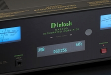 MCINTOSH RELEASE MA5300 INTEGRATED AMPLIFIER