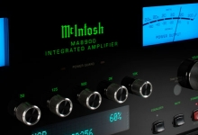 REVIEW: MCINTOSH MA8900 INTEGRATED AMPLIFIER