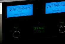MCINTOSH PROUDLY ANNOUNCES ITS MC462 QUAD BALANCED AMPLIFIER