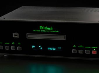 MCINTOSH USHERS IN NEW MCT500 SACD PLAYER