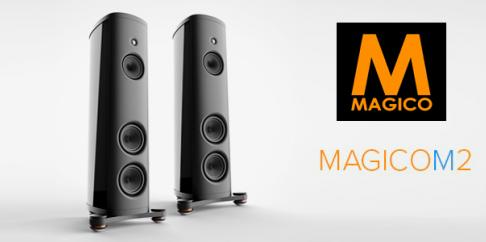 MAGICO EXPANDS M-SERIES RANGE WITH NEW M2 SPEAKERS