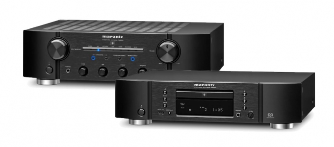 Two New Stars Performing For Marantz