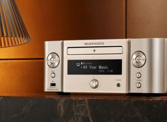 BREAK OUT THE CHAMPAGNE FOR MARANTZ CR611