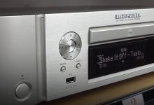 NEW ND8006 NETWORK CD PLAYER FROM MARANTZ