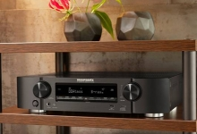 NEW MARANTZ SLIMLINE AV RECEIVERS FOREGO SPACE WITHOUT SACRIFICING FEATURES