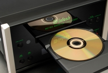 MCINTOSH CONTINUES TO SUPPORT SILVER DISCS