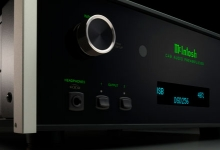 MCINTOSH'S C49 PREAMP IS THOROUGHLY MODERN