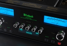 MCINTOSH CONTINUES ITS ANALOGUE LEGACY