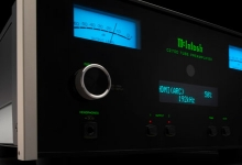 MCINTOSH BOASTS NEW C2700 VALVE PREAMP