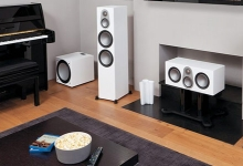 MONITOR AUDIO'S SILVER SERIES NOW IN STORE