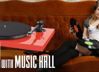 NOW IS THE TIME TO BUY A MUSIC HALL TURNTABLE