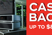 CASH BACK PROMOTION WITH NAD ELECTRONICS