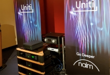 NAIM UNITI LAUNCHES AT LEN WALLIS AUDIO
