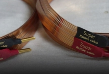 NORDOST SUPERFLATLINE SPEAKER CABLE RETURNS