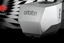 ORTOFON CELEBRATES 100 YEARS WITH ANNIVERSARY EDITION PHONO CARTRIDGE