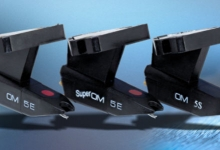 ORTOFON EXPANDS OM5 PHONO CARTRIDGE RANGE