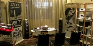 Fabulous Reception for QualiFi at Melbourne International HiFi Show