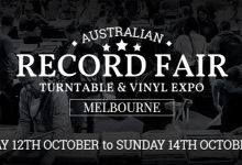 WIN BIG AT THE AUSTRALIAN RECORD FAIR