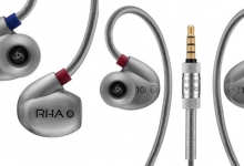 RHA Release T10i Noise Isolating In-Ear Headphones