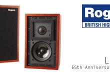 Rogers LS3/5a 65th Anniversary Edition Loudspeakers Review