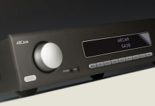 ARCAM ANNOUNCES SA30 INTEGRATED AMPLIFIER