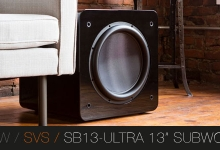 "Review: SVS SB13-Ultra 13"" Sealed Subwoofer"