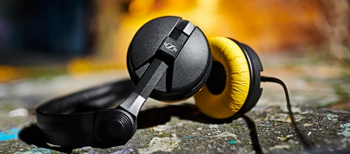 Sennheiser Releases HD 25 Limited Edition Headphones