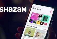 SHAZAPPLE, APPLE BUYS SHAZAM