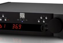 Simaudio Moon 430HA Headphone Amplifier
