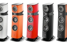 Born in France, Focal Release Sopra No3 Loudspeakers