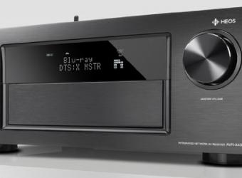 REVIEW: DENON AVR-X4300H NETWORK AV RECEIVER