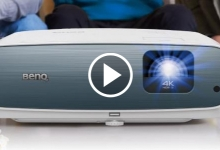 BenQ TK850 4K Projector Unboxing Video
