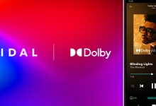 TIDAL Rolls Out Dolby Atmos Music