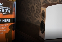 M8AUDIO TO DEBUT TINY MAXWELL AT STEREONET HI-FI SHOW