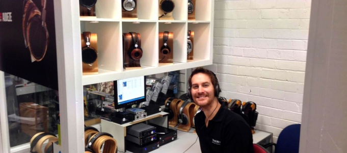 Tivoli Hi-Fi's 'Headphone Heaven'