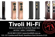 Tivoli HiFi Grand Final Eve Sale