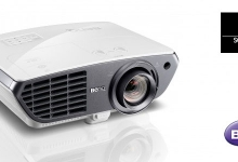 BenQ Launches W3000 Projector