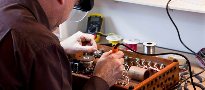 Amp Camp Australia - Build Your Own Tube Amplifier