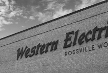 WESTERN ELECTRIC BACK DOWN UNDER