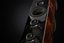 NEW HANDMADE TO ORDER $70K SPEAKERS FROM WILSON BENESCH