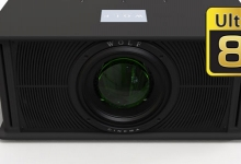 WOLF CINEMA SHOWS ITS FIRST 8K PROJECTOR