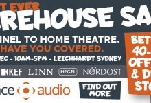 Mega bargains at Advance Audio's Warehouse Sale