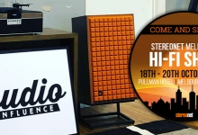 HI-FI SHOW: AUDIO INFLUENCE OPENS NEW DOORS