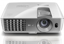 Projecting Cash with BenQ