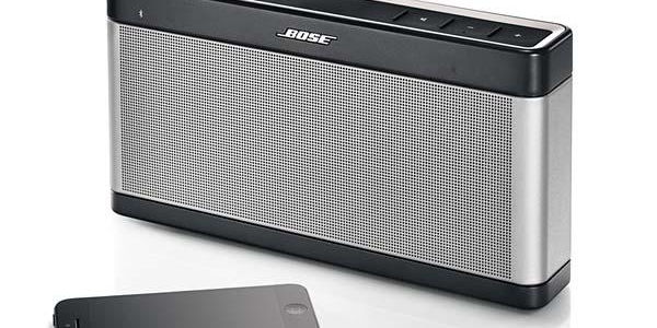 Bose Releases SoundLink III Bluetooth Speaker