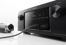New A/V Receiver Line from Denon